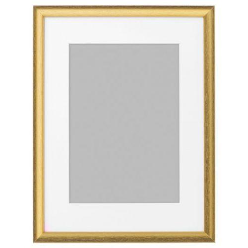 SILVERHOJDEN СИЛВЕРХОЙДЕН, Рама, золотой, 30x40 см - 903.704.07