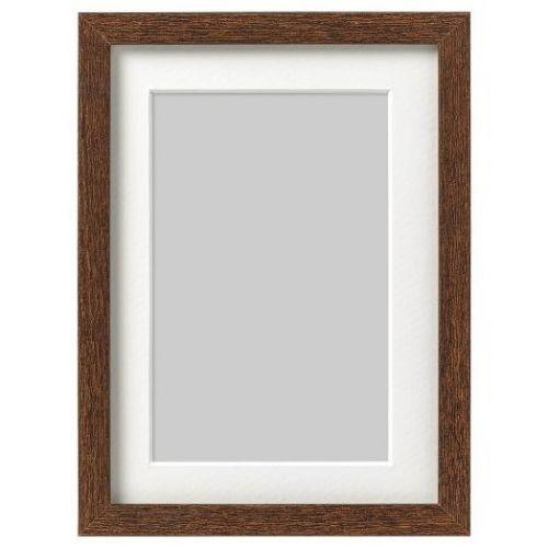 HOVSTA ХОВСТА, Рама, классический коричневый, 13x18 см - 003.657.64