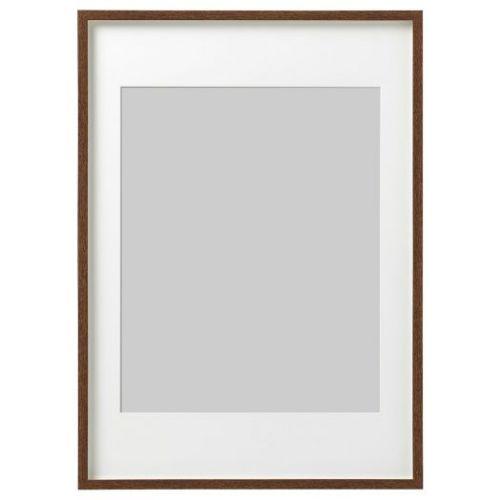 HOVSTA ХОВСТА, Рама, классический коричневый, 50x70 см - 503.657.47