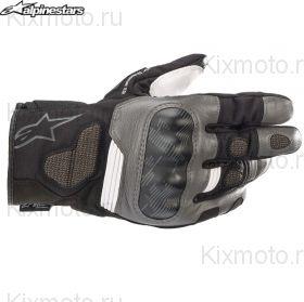 Перчатки Alpinestars Corozal V2 Drystar, Черно-серо-белые