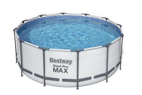 Каркасный бассейн Steel Pro Max 366х122см