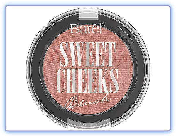 Batel Румяна для лица Sweet Cheeks