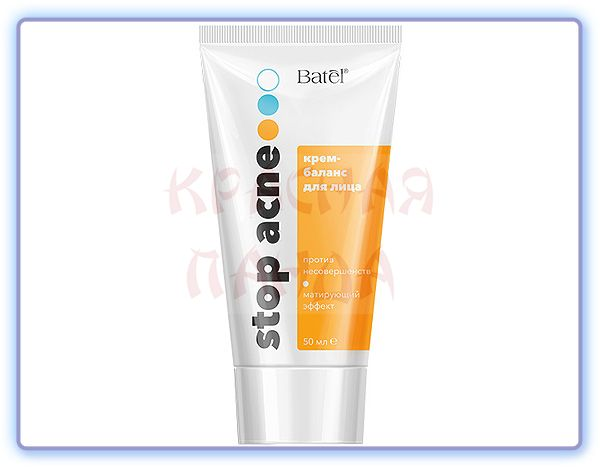 Batel Крем-баланс для лица Stop Acne