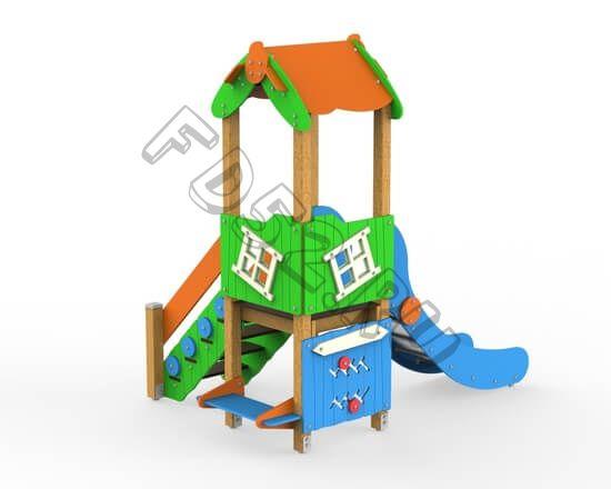 Детский игровой комплекс «Опушка»  311.09