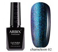 Гель-лак Arbix Top Chameleon 02