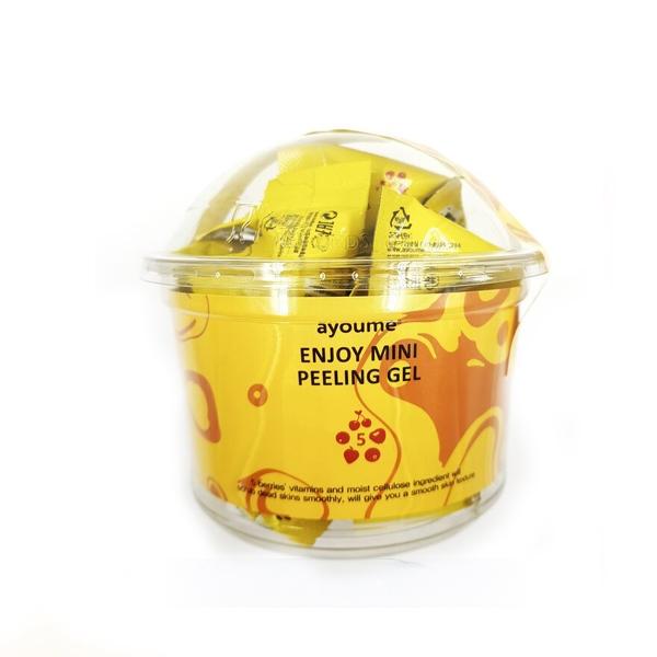 Гель-пилинг для лица Ayoume Enjoy Mini Peeling Gel, 3гр