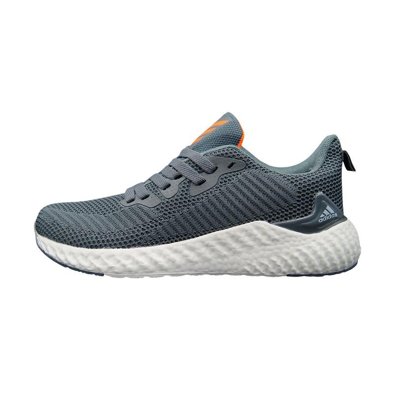 Кроссовки серые Adidas Alphabounce