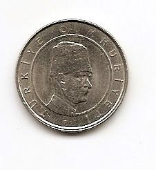 100.000 лир (Регулярный выпуск) Турция 2002