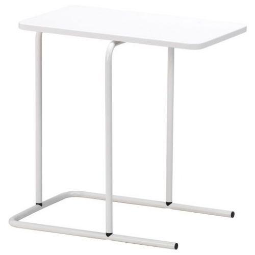 RIAN РИАН, Придиванный столик, белый, 55x40 см - 503.520.33
