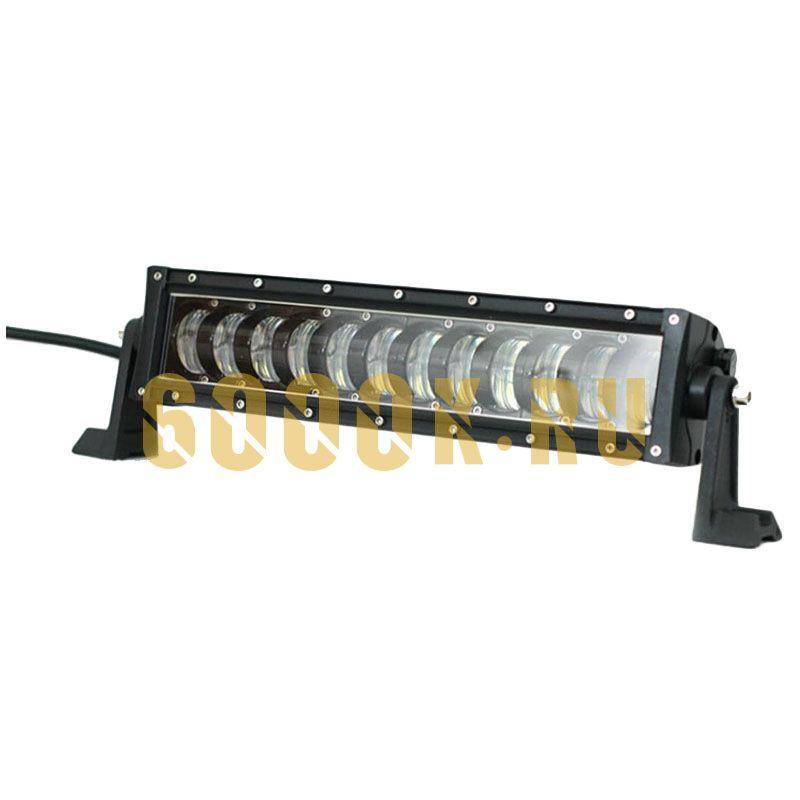Однорядная светодиодная балка 96W CREE комбинированного света 34 см