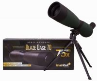 Зрительная труба Levenhuk Blaze BASE 70 - применение