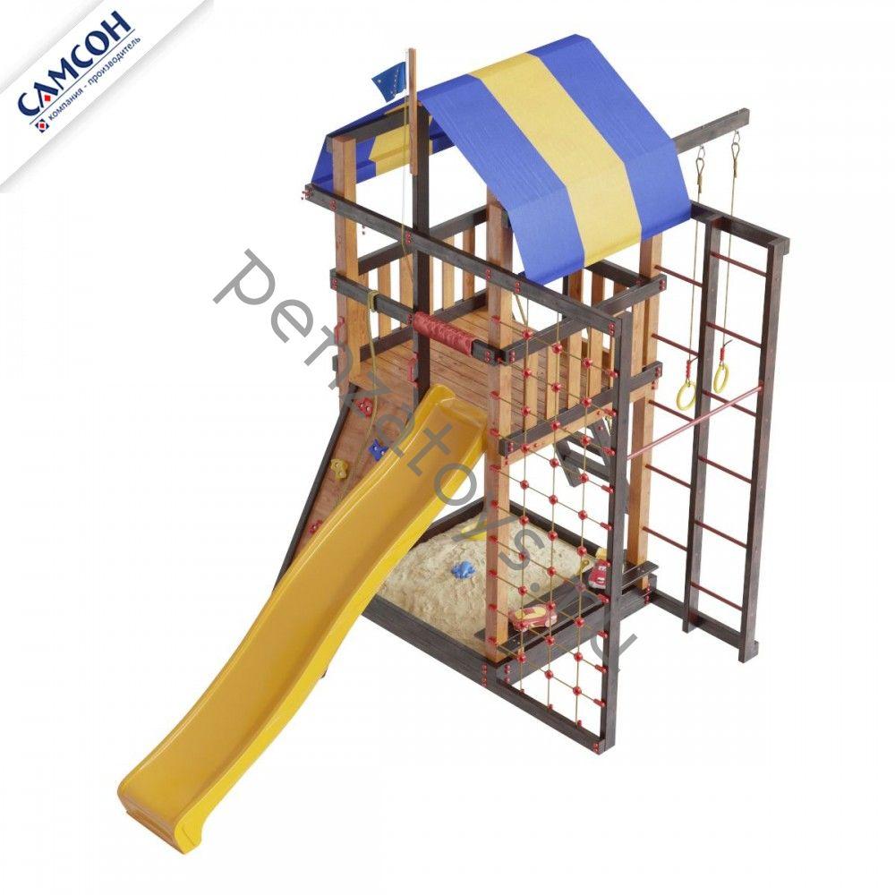 Игровая детская площадка Спарта для дачи и улицы