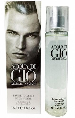 Мини-парфюм с феромонами Giorgio Armani Acqua Di Gio 55 мл