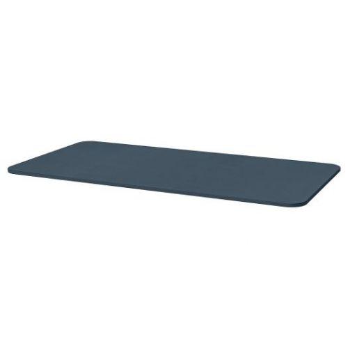BEKANT БЕКАНТ, Столешница, линолеум синий, 160x80 см - 303.663.14