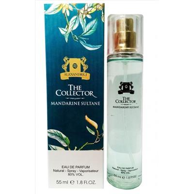 Мини-парфюм с феромонами Alexandre. J Mandarine Sultane 55 мл