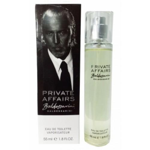 Мини-парфюм с феромонами Baldessarini Private Affairs 55 мл