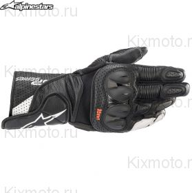 Перчатки Alpinestars SP-2 V3, Черно-белые