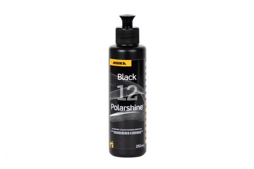 Полировальная паста Mirka Polarshine 12 Black, 250 мл