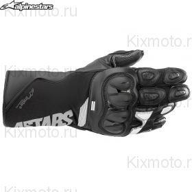 Перчатки Alpinestars SP-365 Drystar, Черно-белые