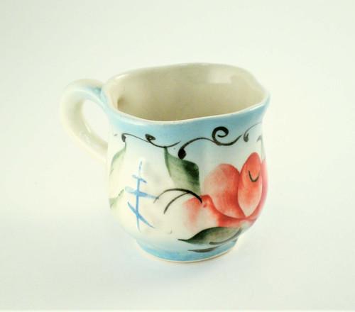 Кружка для святой воды (керамика, цветная, малая)