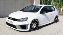 Бампер передний VW Golf 6 R400 Look