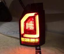Задние фонари для VW T6 (для автомобилей с LED стопами)