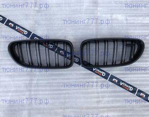 Решетки радиатора BMW 6 F12 F13 М стиль матовые