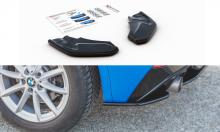 Сплиттер заднего бампера левый+правый BMW X2 F39
