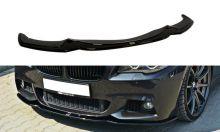 Сплиттер переднего бампера BMW F10 M-Pack прилегающий