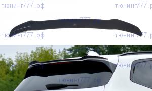 Спойлер на крышку багажника BMW X3 G01 M-Pack