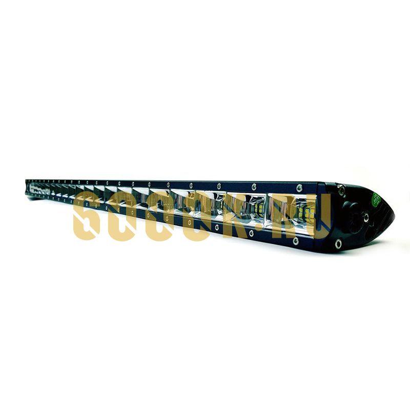 Однорядная светодиодная балка 240W Philips дальнего света