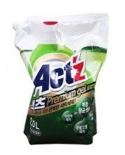 ACT'Z Концентрированный гель для стиральных машин всех типов с экстрактом эвкалипта, 1 л