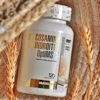 Maxler Глюкозамин-Хондроитин+Opti МСМ, 120 капсул