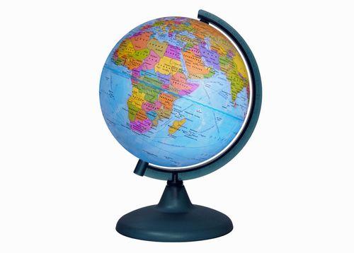 Глобус политический диаметром 210 мм