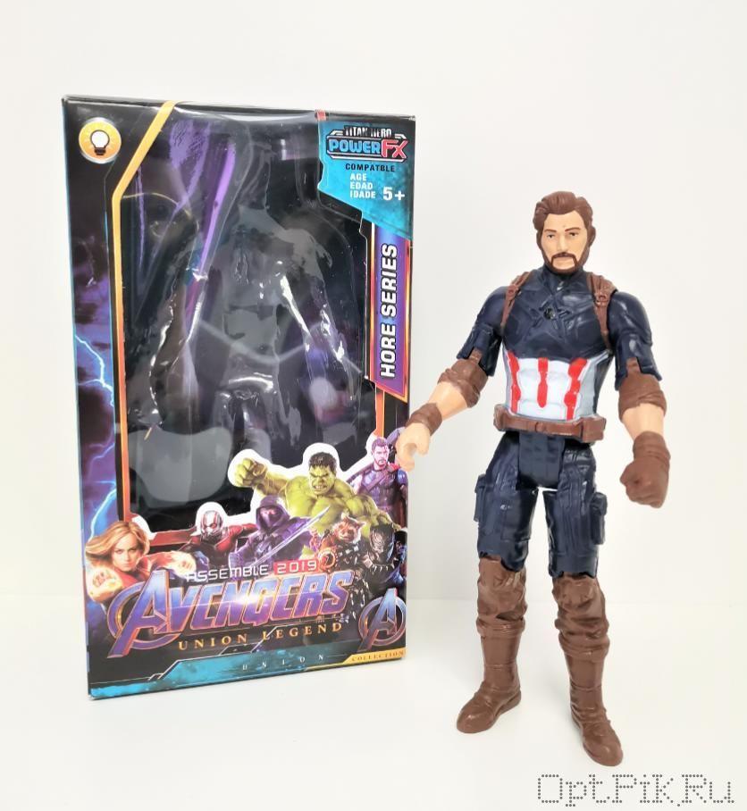 Фигурка Мстители Капитан Америка 15 см