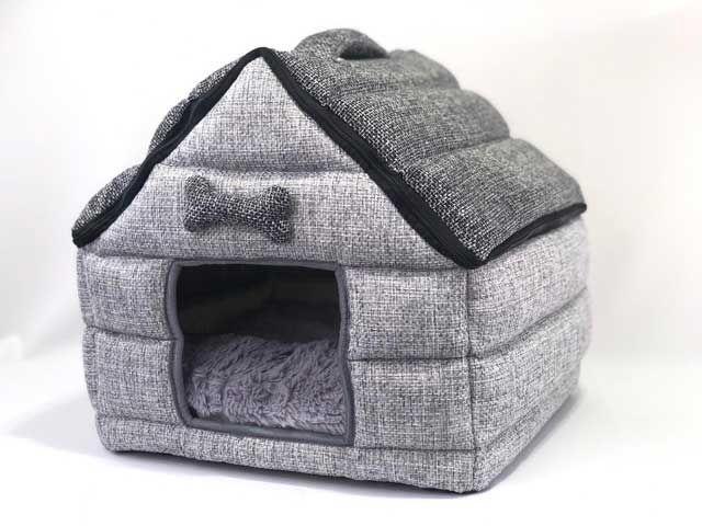 Домик для кошек и собак 36х36х39