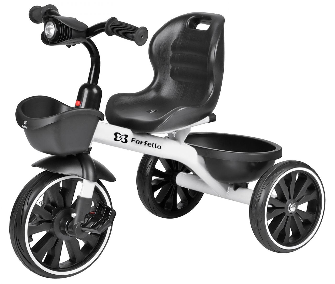 Детский трехколесный велосипед (2021) Farfello 207