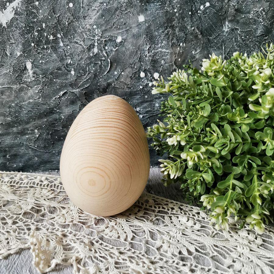 Яйцо объёмное для декора, 11*8 см