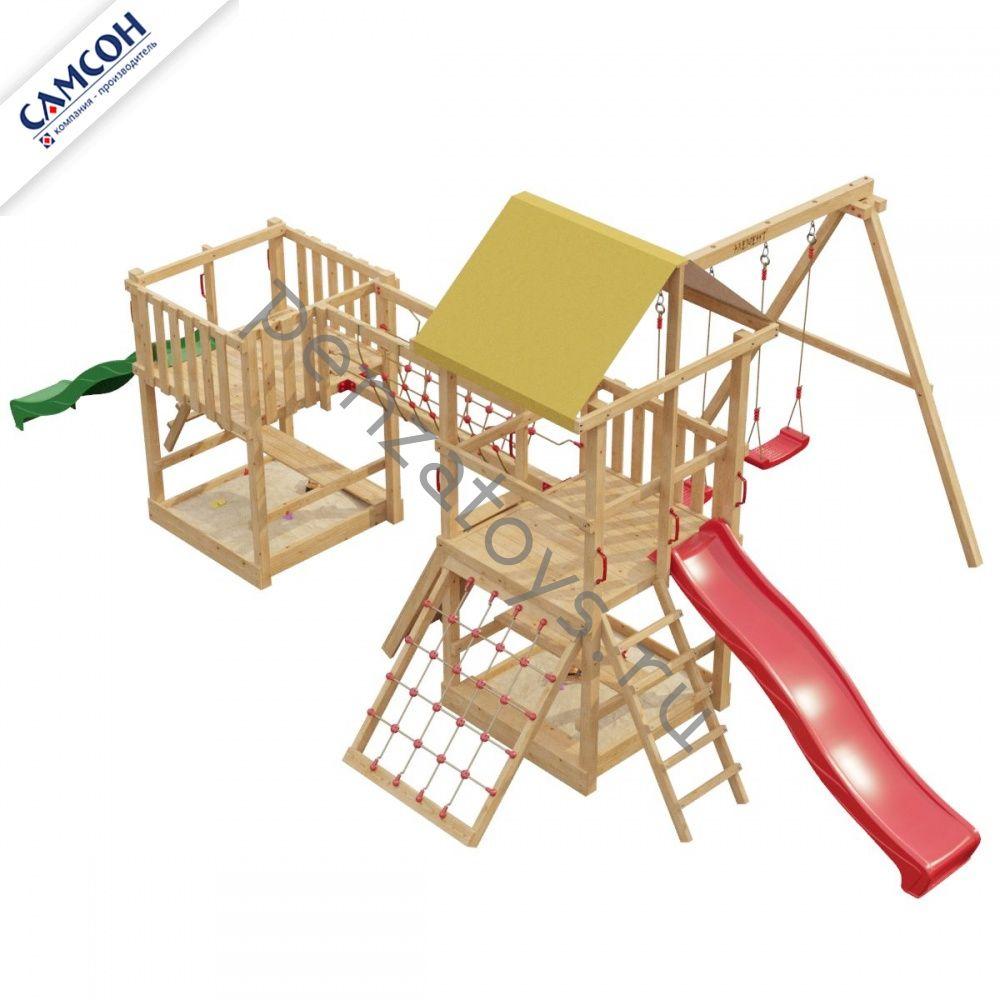 Игровая детская площадка Сет 4-1 Элемент
