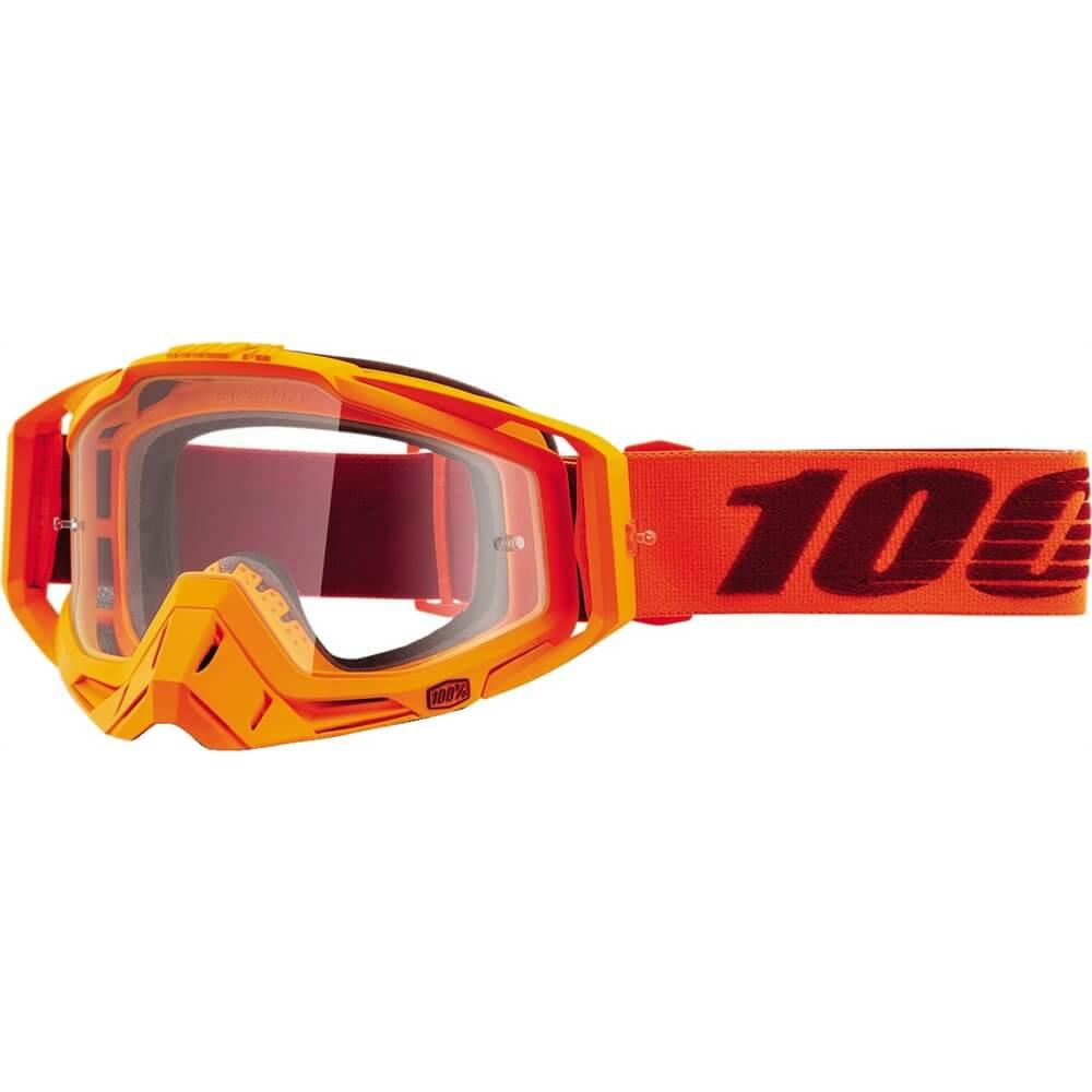 100% - Racecraft Menlo Clear Lens, очки