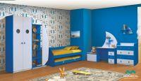 Набор детской мебели Юниор-4 (Парус)