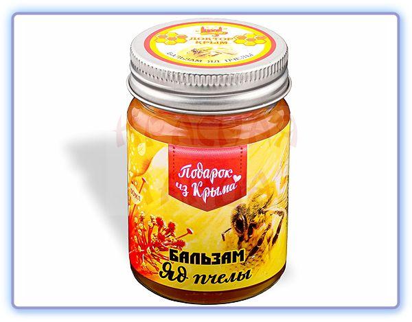 Бальзам с ядом пчелы Доктор Крым