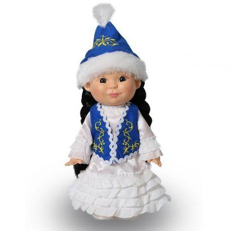 Веснушка в казахском костюме (девочка)