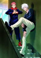Плакат Jujutsu Kaisen