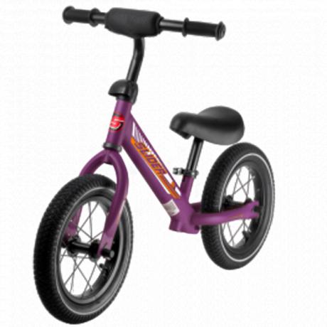 """Велобег """"Slider"""" надувные шины 12 """" фиолет"""
