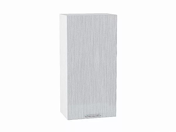 Шкаф верхний Валерия В459 (серый металлик дождь)