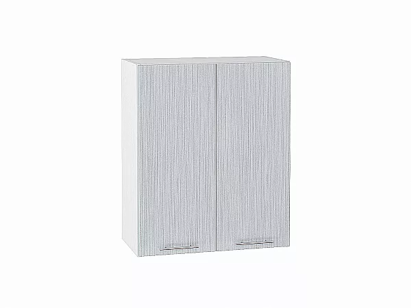 Шкаф верхний Валерия В600 (серый металлик дождь)