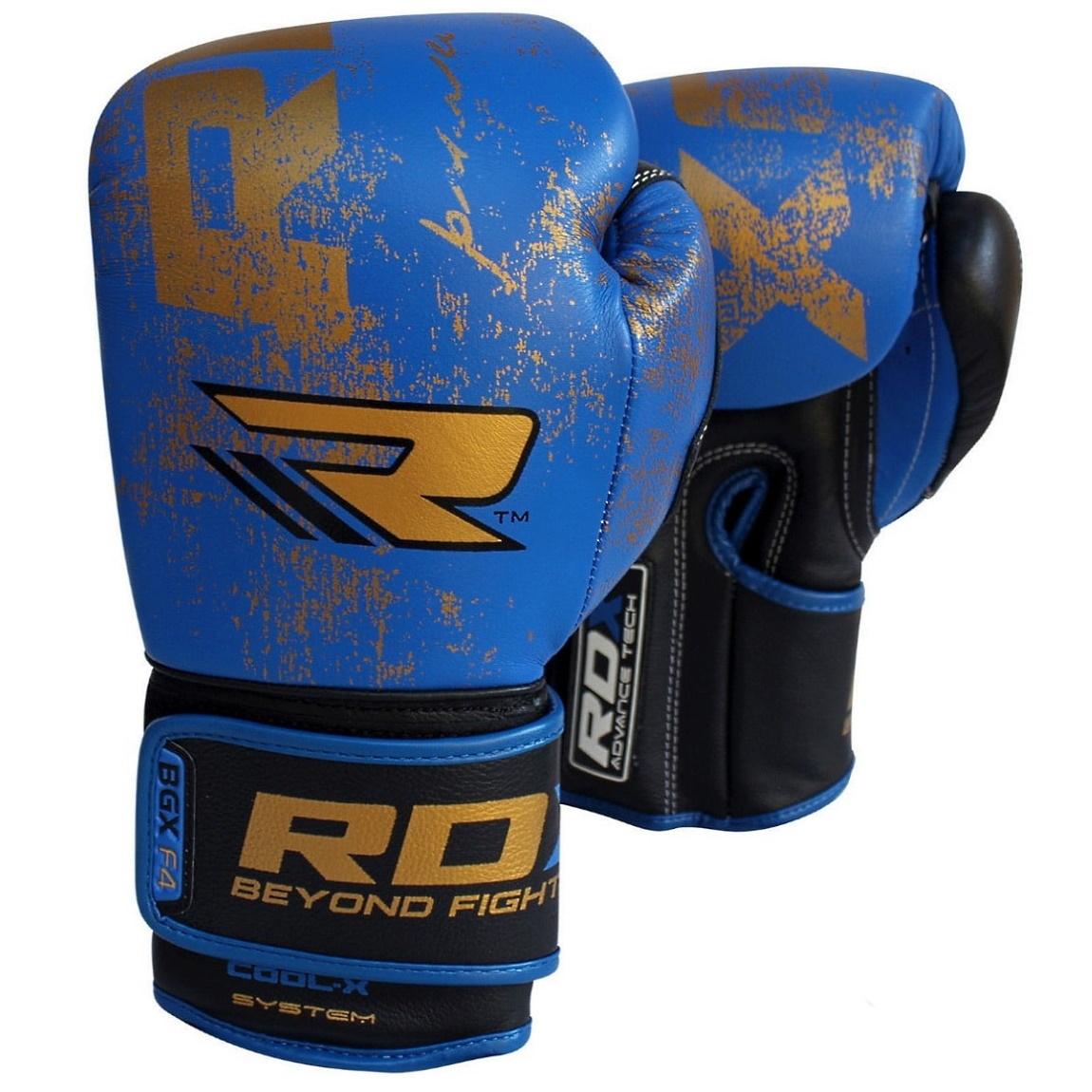 Боксерские перчатки RDX F4 10 oz