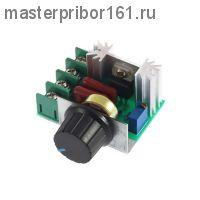 Cимисторный регулятор напряжения на 2000 Вт