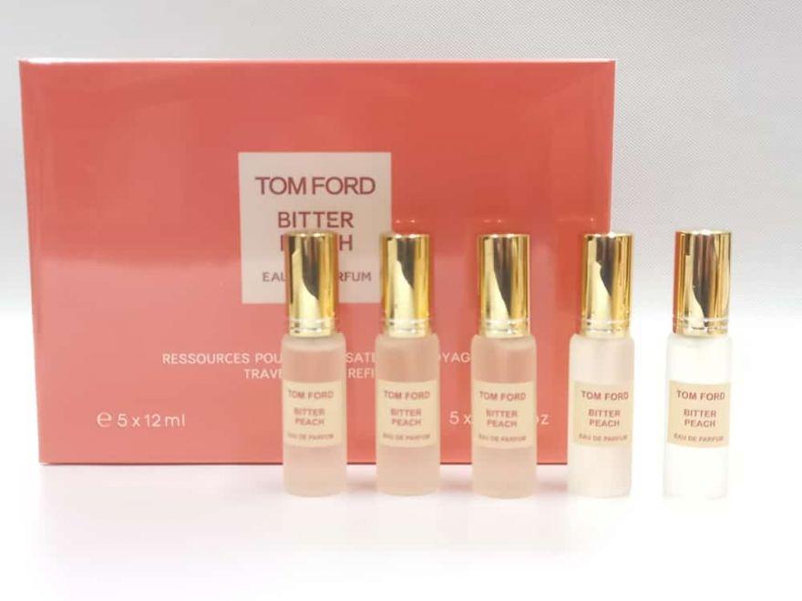 Подарочный набор Tom Ford Bitter Peach 5х12 мл